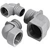 Lapp Skindicht KW-M M16 Cable Gland With Locknut,
