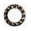 Plain Stainless Steel Internal Tooth Shakeproof Washer, M8,