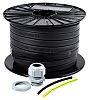 RS PRO 20W/m Trace Heating Kit Self Regulating, 240 V, 50m