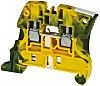 Entrelec ATEX, ZS10 Earth Terminal Block, Screw Termination