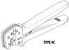 Molex, HANDTOOL Ratchet Crimping Tool