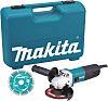 Makita 9554NBKD 115mm, UK Plug