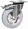 LAG Swivel Castor, 80kg Load Capacity, 100mm Wheel