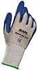 RS PRO Blue Latex Reusable Gloves, Size 7, Small, 2 Gloves