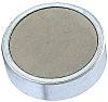 Eclipse 6mm Samarium Alloy Pot Magnet, 0.5kg Pull