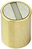 Eclipse 6mm Samarium Alloy Pot Magnet, 0.8kg Pull