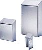 Rittal HD, 304 Stainless Steel Wall Box, IP66,