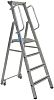 Zarges 4 steps Step Ladder, 1.04m platform height,