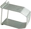 RS PRO Galvanised Steel 50 x 50mm Hanger