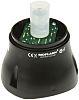 Avisador acústico luminoso Incandescente Moflash SFA125, 115 Vac, 230 Vac, Lente No Incluida, 90dB @ 1m