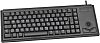 Cherry Keyboard Wired PS/2 Compact, QWERTY (UK) Black