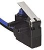SPST-NO Hinge Lever Microswitch, 2 A @ 12
