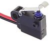 SPST-NC Simulated Roller Lever Microswitch, 2 A @