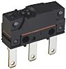 SPDT-NO/NC Pin Plunger Microswitch, 2 A @ 250