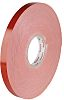 Coroplast White Foam Tape, 1.1mm Thick , 38mm