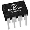 Microchip 25AA1024-I/P, 1Mbit Serial EEPROM Memory, 250ns 8-Pin PDIP Serial-SPI