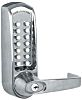 Steel Mechanical Brushed Code Lock