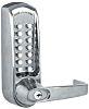 Steel Mechanical Brushed Code Lock