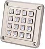 EOZ IP67 16 Key ABS Illuminated Keypad