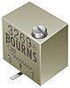 10kΩ, SMD Trimmer Potentiometer 0.25W Top Adjust Bourns,