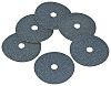 Norton Fibre Disc Zirconium Dioxide Sanding Disc, 125mm,