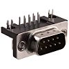Harting 9 Way Right Angle Through Hole D-sub