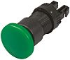 Modular Switch Body, IP65, Green, Momentary for use with A01 Series -20°C +55°C