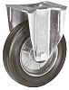 LAG Fixed Castor Wheel, 120kg Load Capacity, 125mm