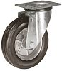 LAG Swivel Swivel Castor, 180kg Load Capacity, 160mm