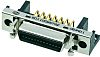 Harting Female 20 Pin Right Angle Through Hole