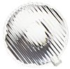 Carclo 10204 LED Lens, 90 ° Oval Ripple