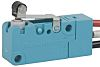 SPDT Short Roller Lever Microswitch, 3 A @