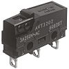 SPDT Pin Plunger Microswitch, 3 A @ 250