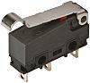 SPDT Simulated Roller Lever Microswitch, 5 A @