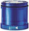 Werma KombiSIGN 70 Beacon Unit Blue LED, Steady Light Effect 24 V dc