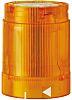 Werma KombiSIGN 50 Beacon Unit Yellow LED, Flashing Light Effect 24 V ac/dc
