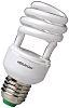 ES/E27 Spiral Shape CFL Bulb, 11 W, 2700K,