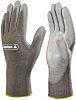 Delta Plus, Grey Polyurethane Coated Work Gloves, Size