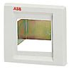 ABB 12363 Blank Panel for use with Polycarbonate