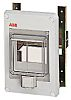 ABB 12658 Blank Panel for use with Polycarbonate