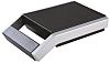 IP65 Handheld Enclosure, ABS, Black, Silver, 166 x