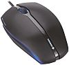 Cherry Gentix 3 Button Wired Optical Mouse Black