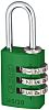 ABUS 145/20 Green All Weather Aluminium, Steel Safety