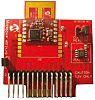Microchip AC164134-1, MRF24J40MB RF Transceiver Daughter Board