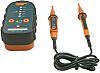 Indicador de tensión y kit de unidad de pruebas Socket & See VIP150/SP200 Kit, calibrado RS
