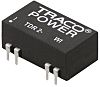 TRACOPOWER TDR 2WI 2W Isolated DC-DC Converter Through