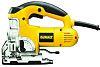 Dewalt DW331K 26mm stroke Corded Jigsaw, 240V, 3100spm,