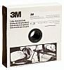 3M P80 Medium Sandpaper Roll, 25m x 38mm