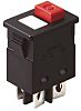 Omron Double Pole Single Throw (DPST), On-None-Off Rocker