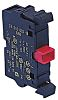 Schneider Electric Auxiliary Contact - NO, 1 Contact,